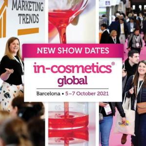 In-cosmetics Global 2021