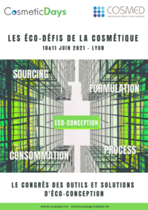 Les éco-défis CosmeticDays COSMED